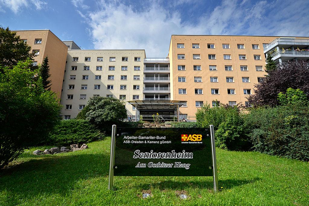 Werbe-Fotos für den ASB Dresden&Kamenz